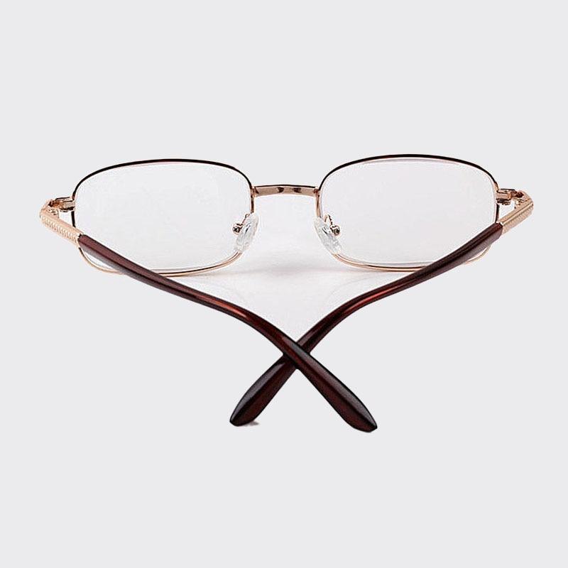 Klassisk Unisex-legering helfärgad höglinsa glaslinser - Kläder tillbehör - Foto 5