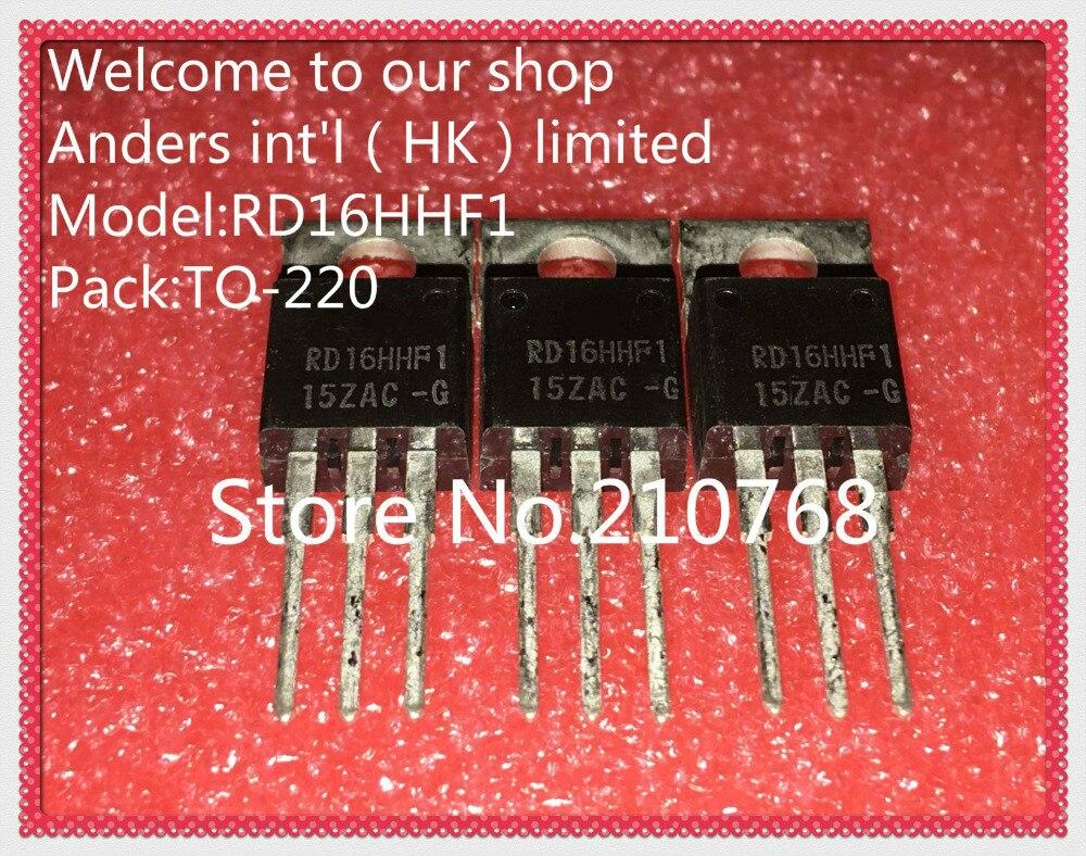 10pcs lot RD16HHF1 TO 220