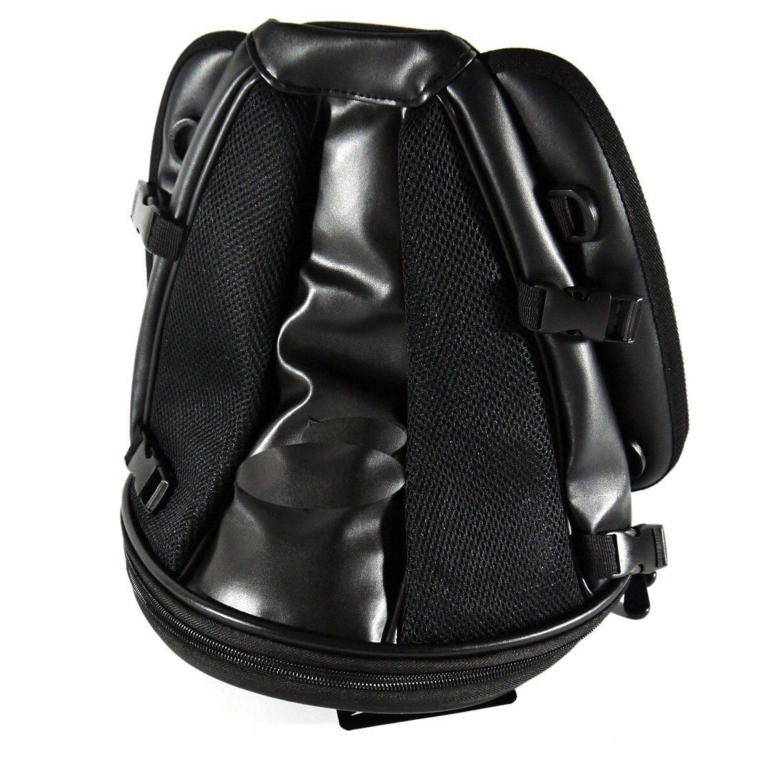 Motorcycle Accessories Motorcycle Bike Sports Waterproof Back Seat Carry Bag Luggage Tail Bag Saddlebag Auto Parts & Accessories