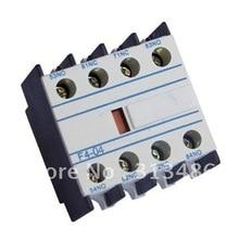 Вспомогательный контактор блок F4-04, 4NC