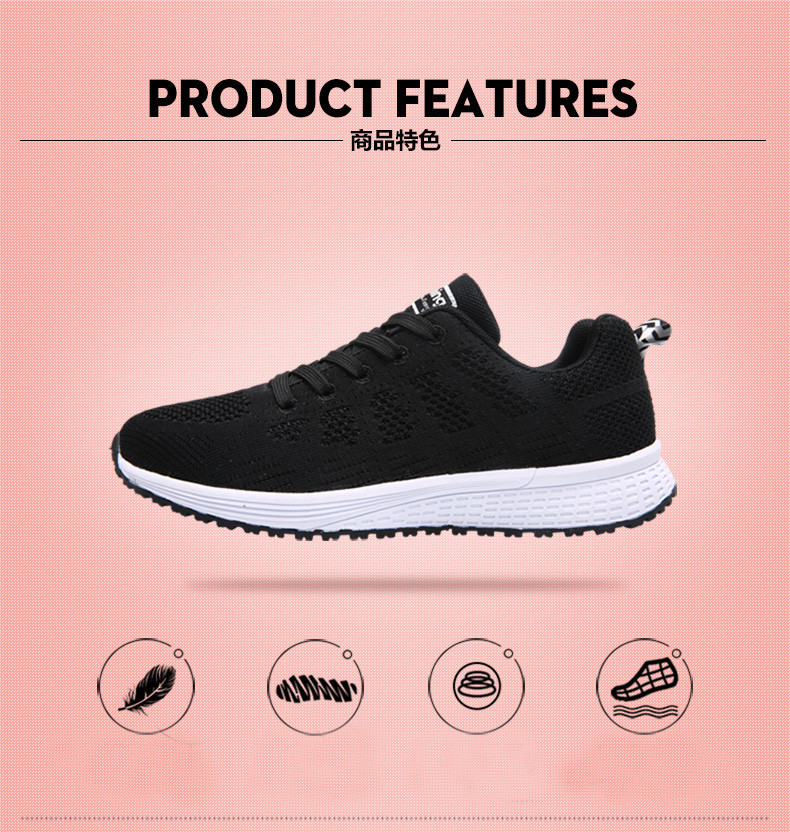 Air Cushion Original Breathable Sneakers Women Summer Springs Athletic Outdoor Sports Entertainment Shoes Women Running Shoes 9