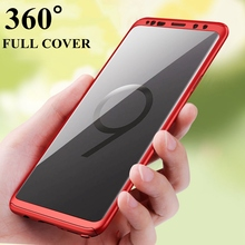360 Full Cover Case For Samsung Galaxy S10 5G note9 s9plus Coque s9 s8 s10plus s10 A20 A70 A50