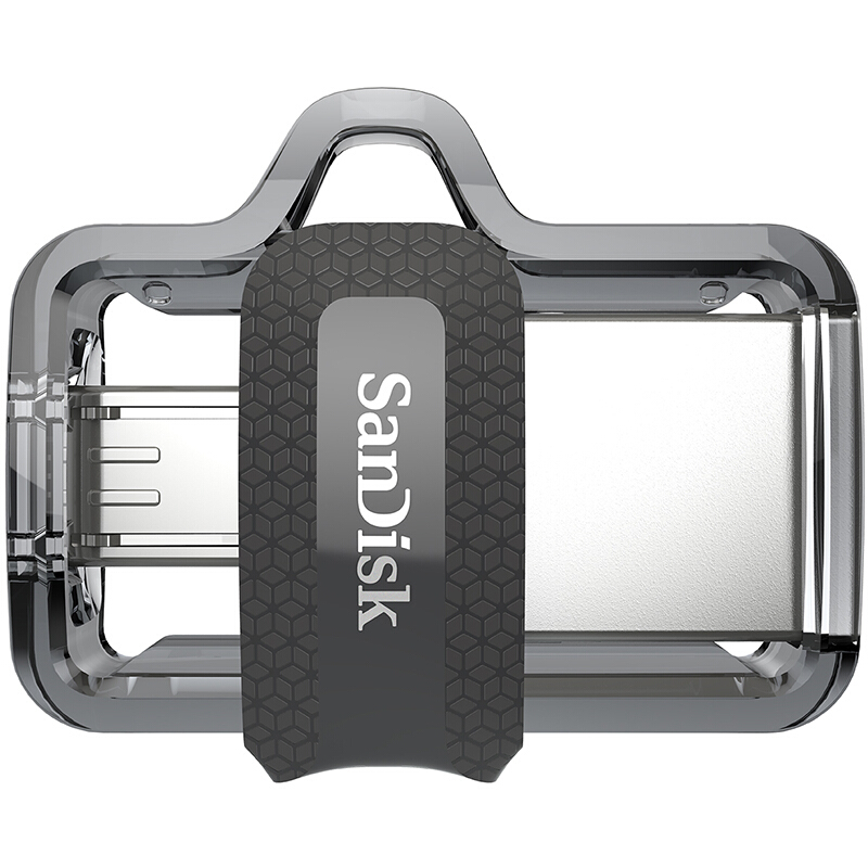 Оригинальный sandisk SDDD3 Extreme high speed 150 м/с флешки 32 ГБ OTG USB3.0 128 ГБ двойной флэш-накопитель USB OTG 64 ГБ накопитель 16 ГБ