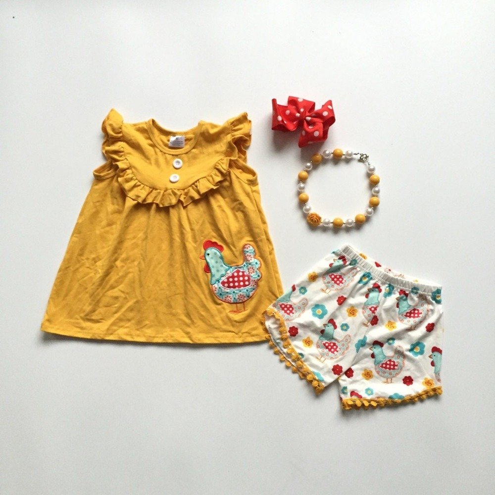 baby girls summer outfits roosters dress roosters pant baby childrens outfits boutique sets with accessoriesbaby girls summer outfits roosters dress roosters pant baby childrens outfits boutique sets with accessories