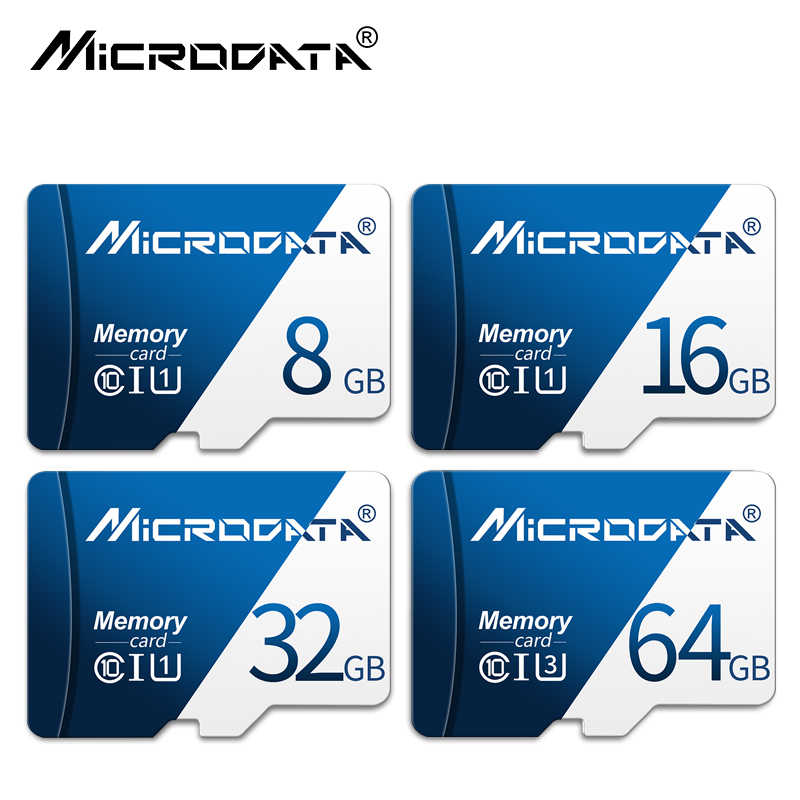 New style Class 10 Micro SD Card 8GB 16GB 32GB 64GB Memory Card microsd Mini SD Card 32 gb 64gb SDHC SDXC TF Card for Smartphone