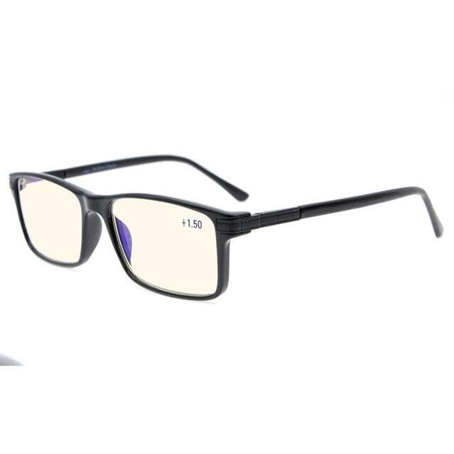 891a18d1c563 MTR007 Eyekepper Rectangle TR90 Frame Spring Hinges Progressive Multifocus  Glasses 3 Levels Vision Reading Glasses Anti Glare