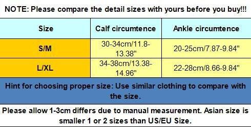 HTB18YfNxeSSBuNjy0Flq6zBpVXae - Unisex Open Toe Compression Socks Knee Length Zipper