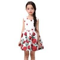 Milan Creations Flower Girl Dress Summer Style Kids Dresses For Girls Princess Dress Girls Cute Milan
