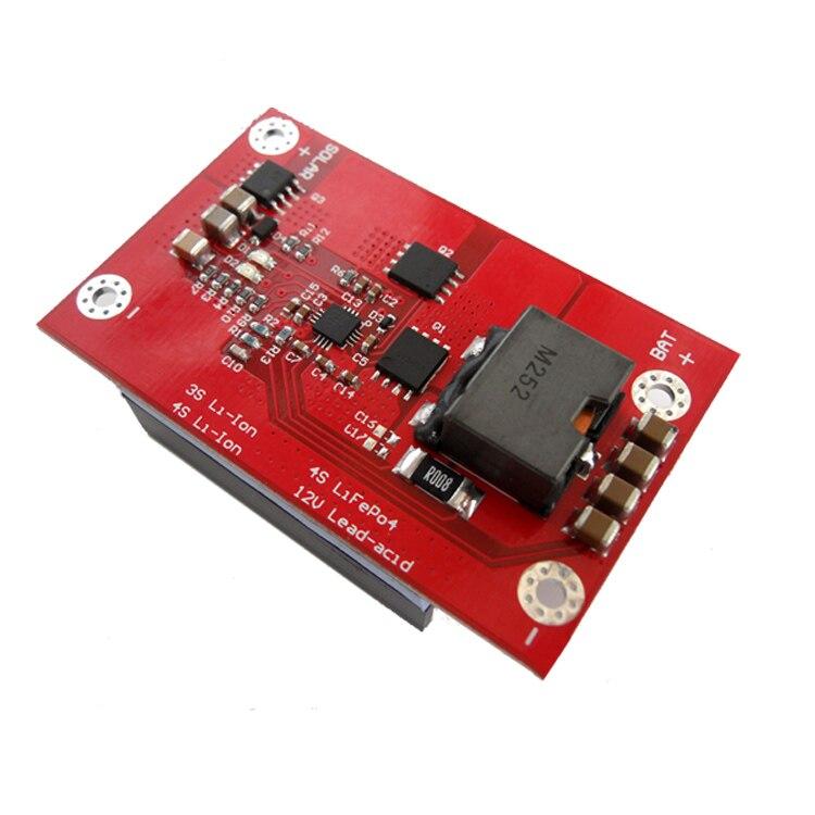Series Lithium Battery Charging 11.1V 12V BQ24650 MPPT Solar Panel Regulator Controller Science Experiment