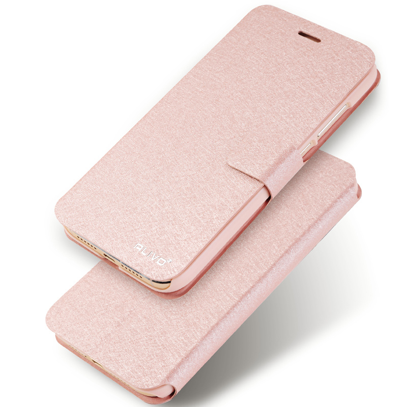 Luxury Classic Flip Stand Cover PU Կաշվե տուփ HuaWei Honor 5C 5 C / Play 5C / Honor 7 Lite 5.2 դյույմ պաշտպանական հեռախոսի պայուսակ