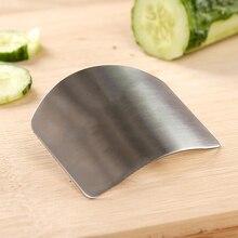 Новая кухонная утварь креативная и практичная кухонная утварь из нержавеющей стали, защита для рук