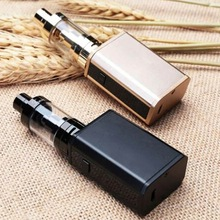 Mini met Kit vaporizer Top filling vape pen 2ml Atomizer 900mAh 18350Battery Box Mod 0.5ohm 15w Electronic Cigarette kit