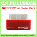 2016 New Arrival NitroOBD2 Diesel Car Chip Tuning Interface Nitro OBD2 More Power / More Torque Free Shipping