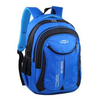 2018 hot new children school bags for teenagers boys girls big capacity school backpack waterproof satchel kids book bag mochila Kids & Baby Bags