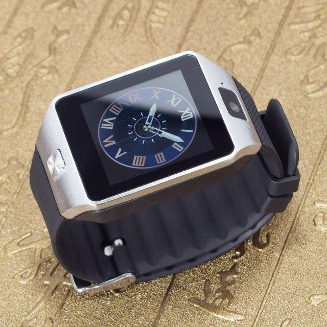 Мужчины женщины Bluetooth T2 Smart Watch Спорт Шагомер С СИМ Камеры Smartwatch Для Android Смартфон часы Русский Иврит Арабский