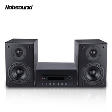 Nobsound New MCR-560 Bluetooth Combined speaker Output power 60W MINI CD Column Radio MP3 Player speaker