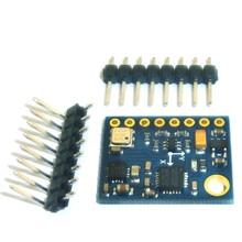 GY-87 10DOF Module MPU6050 HMC5883L BMP180 GY87 Sensor Module GY87 Accessories For Arduino