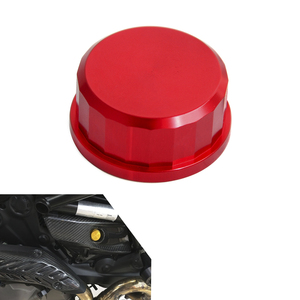Motorcycle Water Tank Cap For Ducati 1198 1199 1299 899 959 Panigale V4 Hypermotard 821 939 Monster 1200 Multistrada 1260S 950