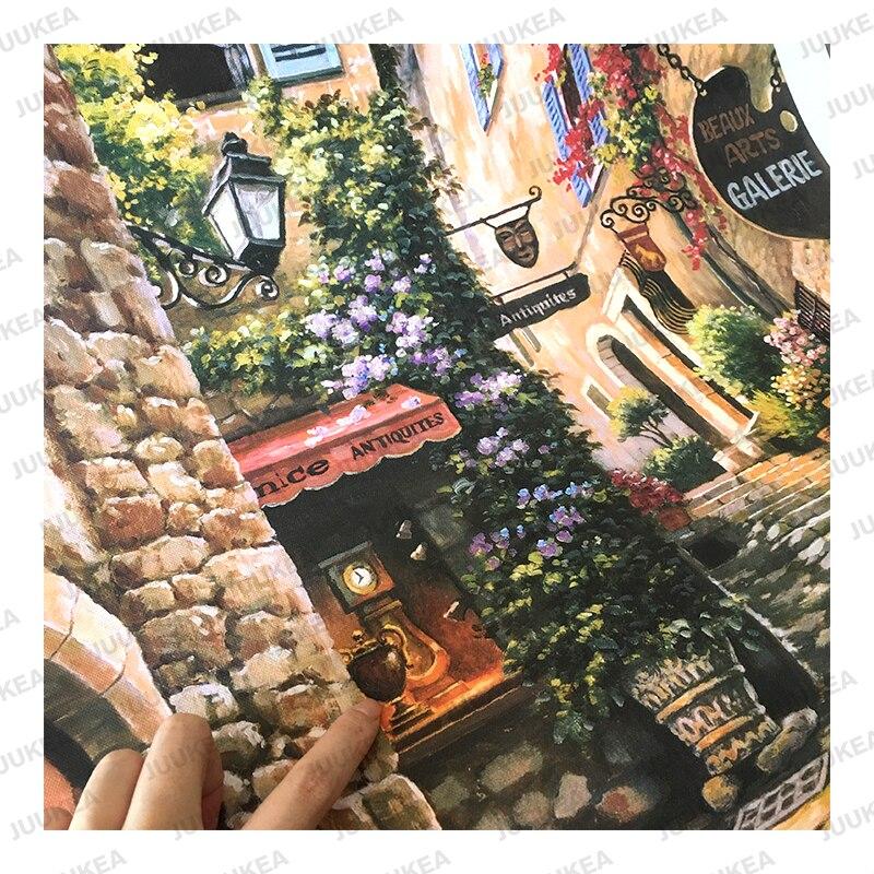 Europäischen Romantik Stadt Venedig Landschaft Leinwand Kunstdruck Malerei  Poster, Moderne Wand Bilder Für Wohnzimmer, Wohnkultur In Europäischen  Romantik ...