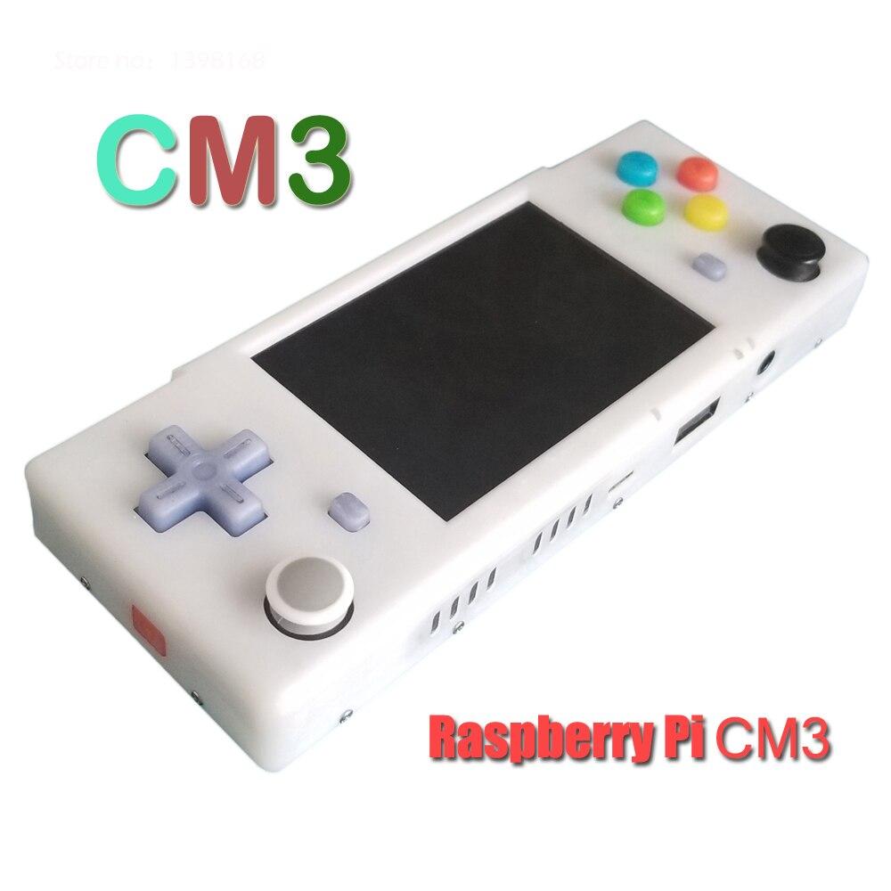 Raspberry Pi CM3 Retro Handheld Game Console Game Board / 3.2 Inch IPS 60HZ Double Joystick NEW CM3 Model