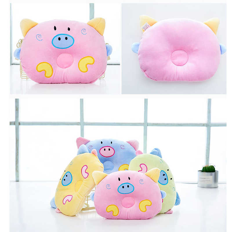 Baby Pillow Room Decor Head Protection Stereotypes Anti-rollover Sleeping Positioning Pad Newborn Maternity Pillow Baby Room