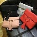 Sacos de mulheres mensageiro bolsas de luxo mulheres sacos designer de embreagem com borla do vintage sacos crossbody bolsos mujer borse sac a principal