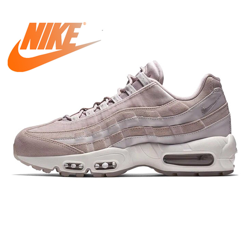 Nike Air Max 95 Essential Women's Running Shoes Sneakers Good Quality Athletic Footwear Designer Training Low Top AA1103 600