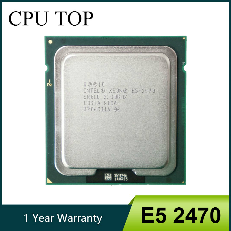 Intel Xeon E5 2470 SR0LG 2.3GHz 8-Core 20M LGA1356 E5-2470 CPU Processor(China)
