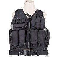 Tactical Vest Molle Law Enforcement Vest Modular Assault Vest Military Police Hunting Vest