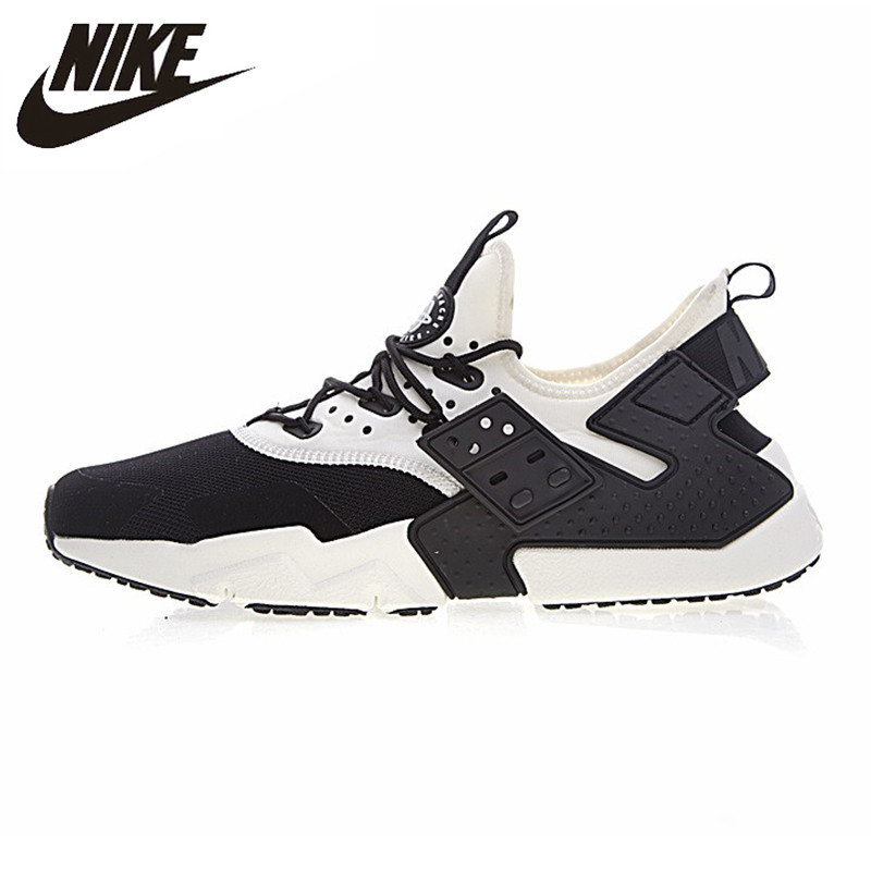 9c760314 Nike AIR HUARACHE DRIFT PRM Mens Running Shoes Breathable Non-slip  Lightweight Outdoor Sneakers AH7334-002