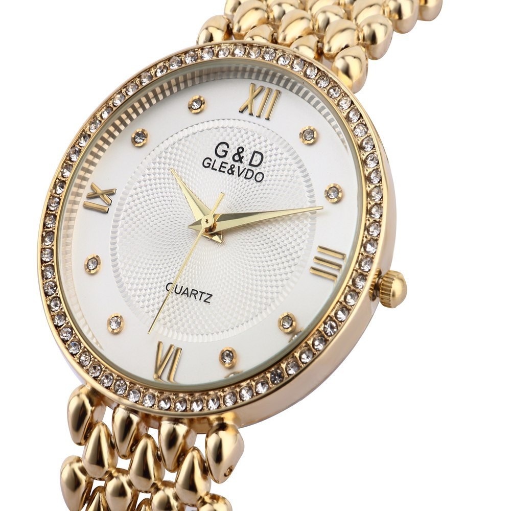 G&D կանանց ձեռքի ժամացույցներ Quartz Watch - Կանացի ժամացույցներ - Լուսանկար 5