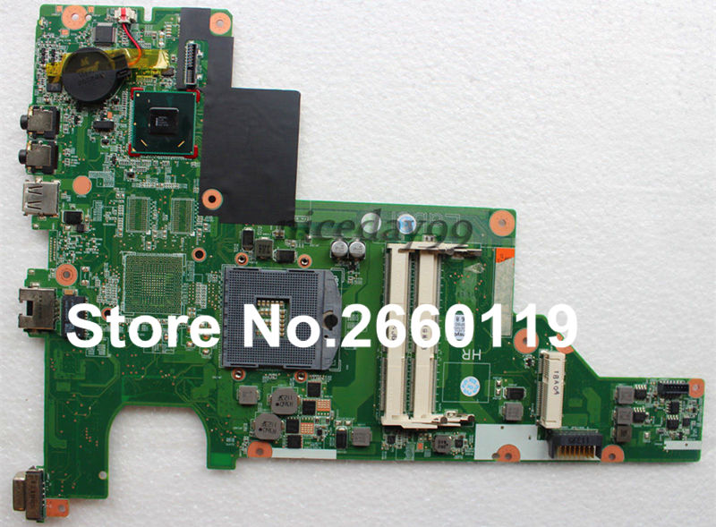 ФОТО laptop motherboard for HP 646671-001 430 630 431 631 system mainboard fully tested and working well with cheap shipping
