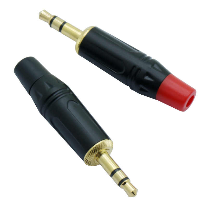 Prime Detail Feedback Questions About 10Pcs 3 5Mm 3 Poles Stereo Male Plug Wiring Digital Resources Llinedefiancerspsorg