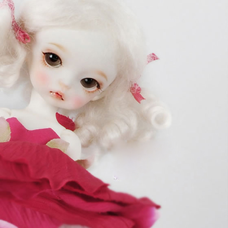 Top Quality 1/8 BJD Doll BJD/SD Lovely Sooms Imda1.7 Louies Doll With Free Eyes For Baby Girl Gift