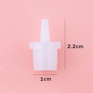 Image 5 - Cola universal para cílios, cola para substituição de cílios prática e conveniente, cola estendida, ferramenta de extensão de cílios antibloqueia, com 10 peças