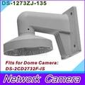 Ds-1273zj-135 liga de alumínio Bracket suporte de parede para câmera Dome IP DS-2CD2732F-IS