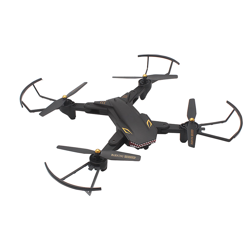 2.0MP 20MIN 809S Shark Drone UAV Aircraft Quadcopter WIFI Connection APP Remote Aerial Video ...