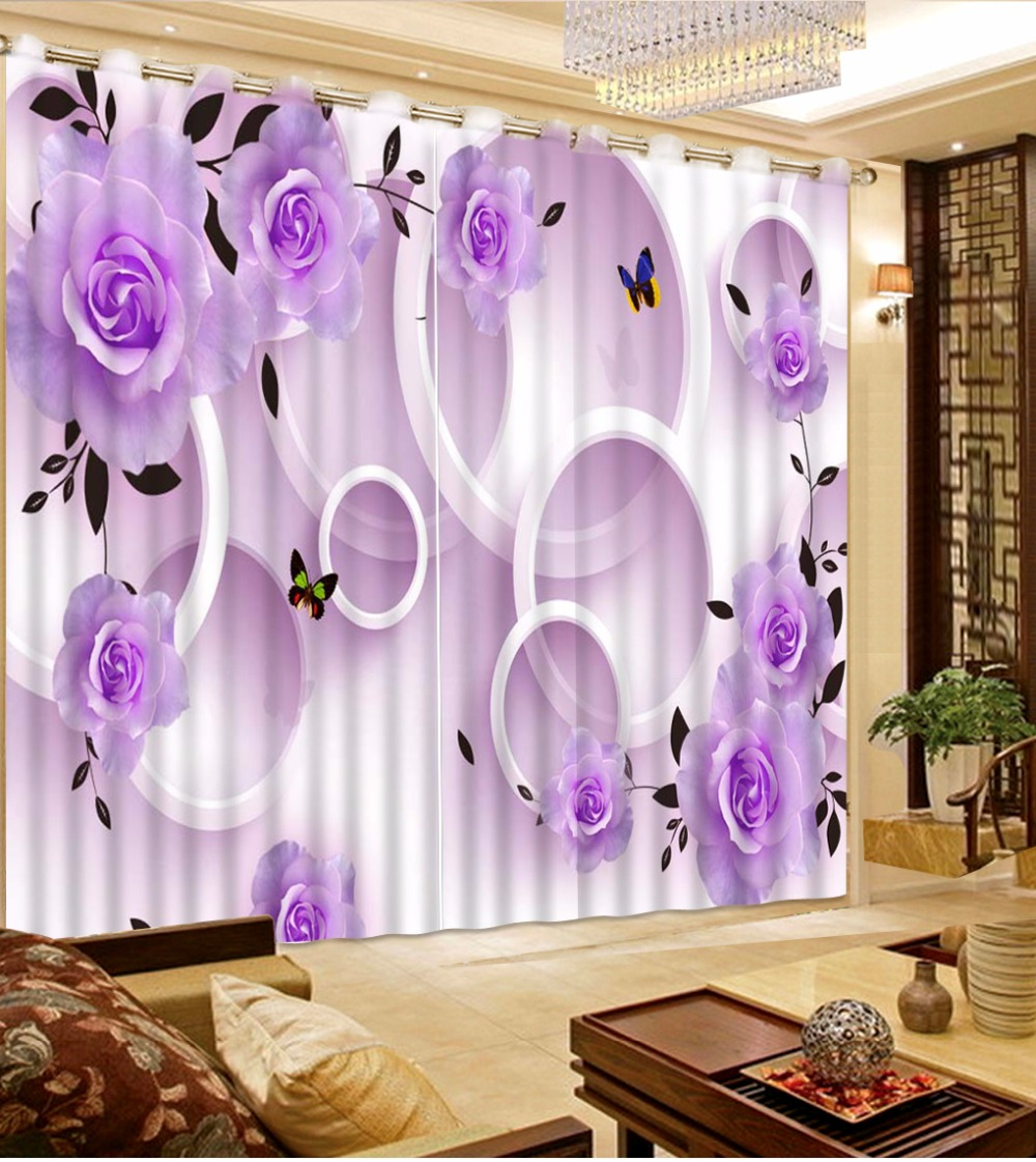 Luxury Printing 3D Curtains Living Room Bedroom Curtains For Window Treatments Polyester/Cotton Decoration Kitchen Curtains Luxury Printing 3D Curtains Living Room Bedroom Curtains For Window Treatments Polyester/Cotton Decoration Kitchen Curtains