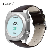 ColMi Smart Uhr VS75 Sync Nachrichten Benachrichtigung Herzfrequenz Tracker Für Android und iPhone Bluetooth Connectity Smartwatch