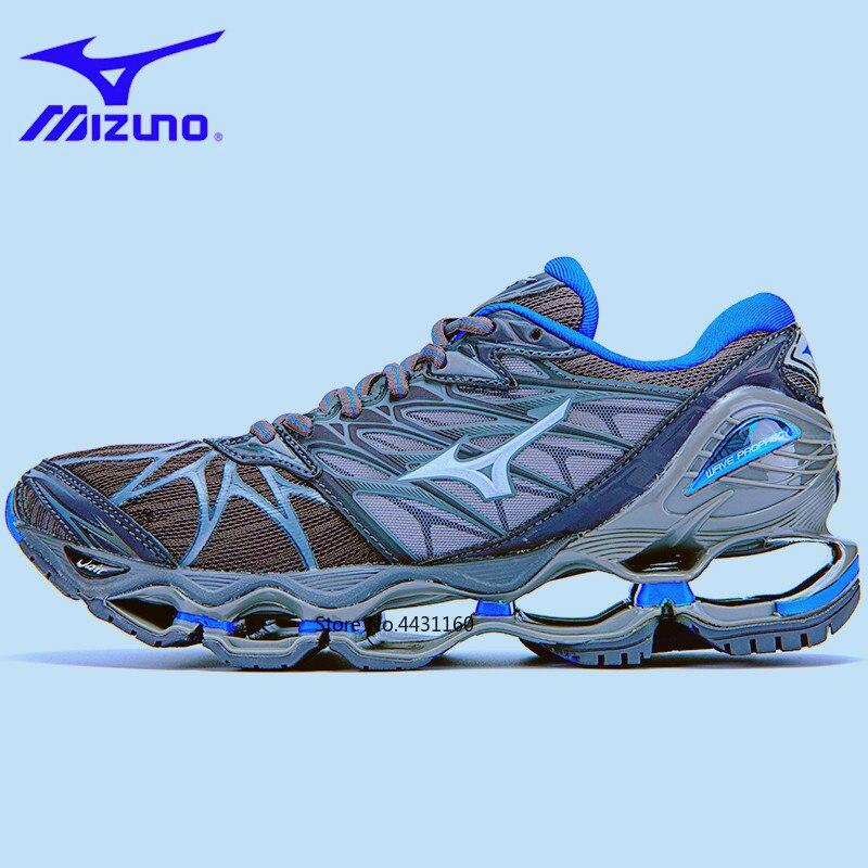 Original MIZUNO WAVE Prophecy 7 professional Men Shoes 8 Colors Outdoor Sport sneakers Best Men Weightlifting