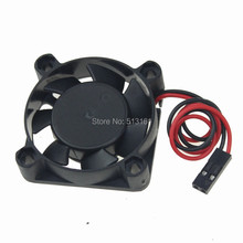 5PCS Gdstime 40mm 5V Dupont 2Pin Mini DC Brushless Cooling Fan 40x10mm 4cm