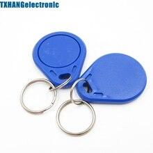 100PCS RFID IC Keyfobs Key Tags Token TAG Keychain 13.56MHz diy electronics
