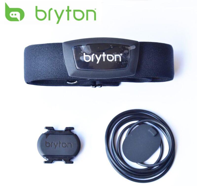 Bryton Rider 310 330 530 Cadence Sensor ANT+ Heart Rate Monitor Cycling parts For GPS Bike Bicycle Computer oregon Edge