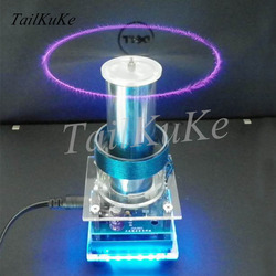 3 Kinds Music Tesla Coil