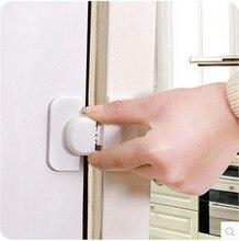 Baby Care Safety Cabinet Locks For Fridge & Doors