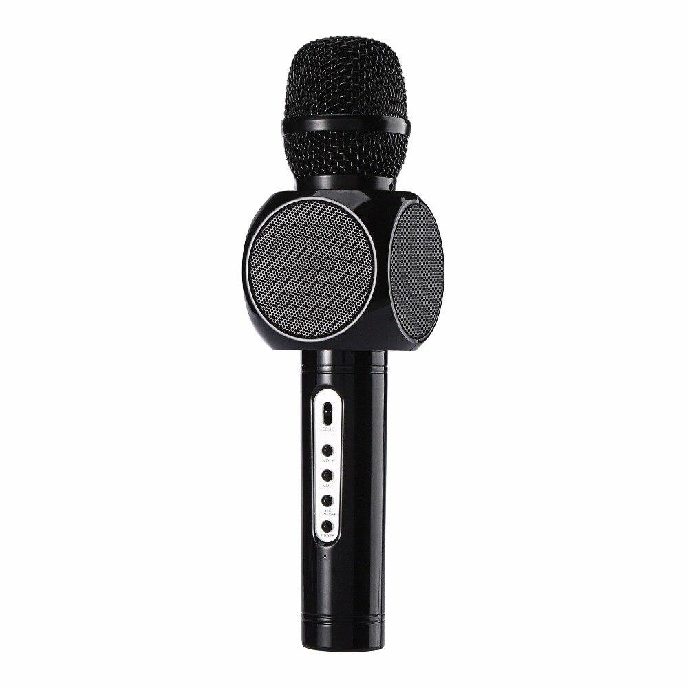 микрофон караоке беспроводной с динамиком купить