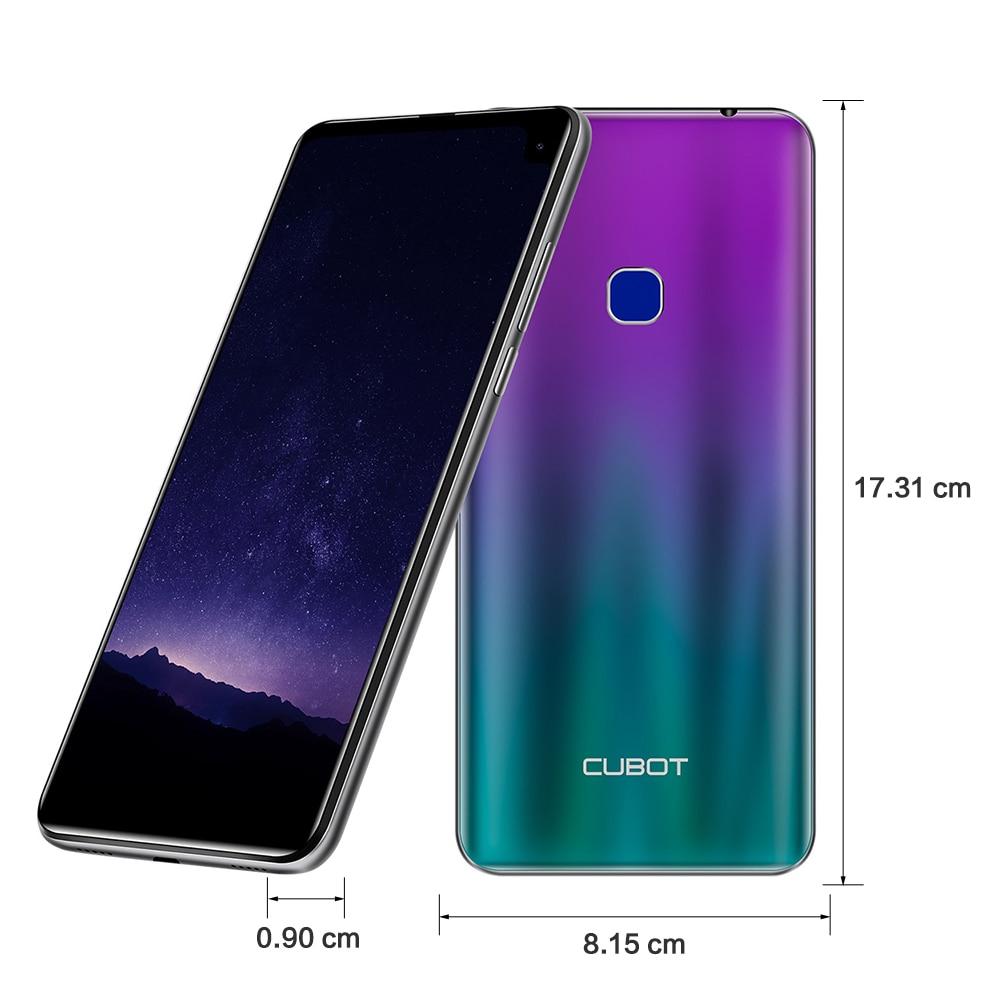 Смартфон Cubot Max 2 6,8 Octa Core 4 Гб ram 64 ГБ - 4