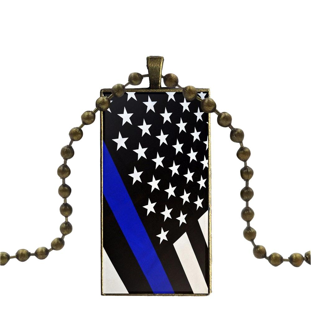 Blue Police Lives Matter Thin Blue Line Paracord Bracelet Usa America Flag Support Lives Police Matter Survival Bangle Bracelet Street Price Arts,crafts & Sewing