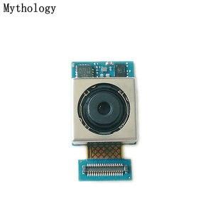 Image 1 - Para leeco max x900 voltar módulo de câmera letv x910 x900 + snapdragon 810 octa núcleo 6.33 Polegada telefone móvel câmera traseira substituição