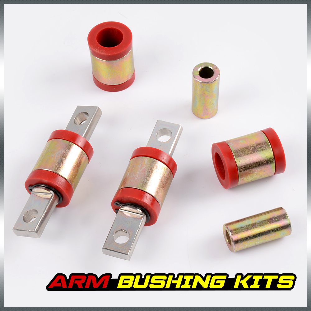 Free Shipping NEW For Honda Civic / CRX / Integra Rear Upper Control Arm  Bushing & Pin Kit-in Control Arms & Parts from Automobiles & Motorcycles on  ...